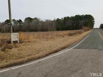Zebulon Residential Lots & Land For Sale: 3720 Hopkins Chapel Road