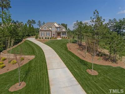Chapel Hill Single Family Home For Sale: 720 The Preserve Trail Trail