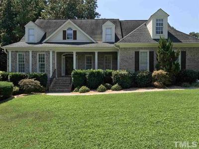 Garner Single Family Home For Sale: 104 Breckenridge Drive