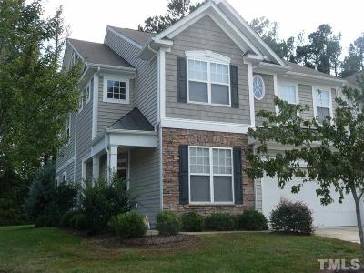 Durham Townhouse For Sale: 8022 Morrell Lane