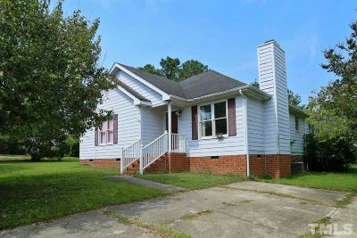 Knightdale Single Family Home Pending: 4613 Plum Blossum Drive