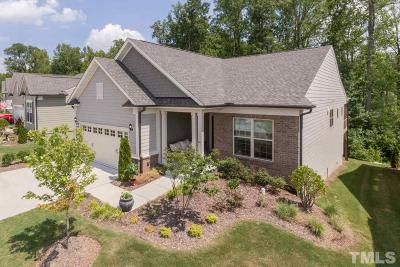 Durham County Single Family Home For Sale: 1404 Horne Creek Drive