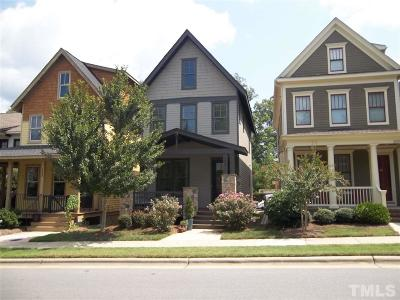 Briar Chapel Single Family Home For Sale: 1229 Great Ridge Parkway