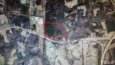 Wake County Residential Lots & Land Contingent: 8517 Knightdale Boulevard