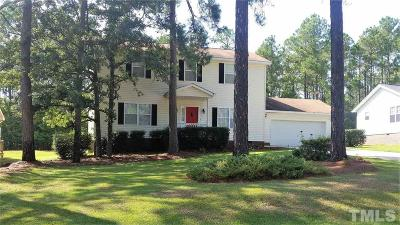 Harnett County Single Family Home For Sale: 102 Coachman Way