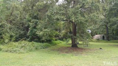 Durham County Residential Lots & Land For Sale: 1402 & 1412 S Mineral Springs Road