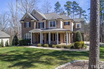 Raleigh Single Family Home For Sale: 9008 Albatross Court