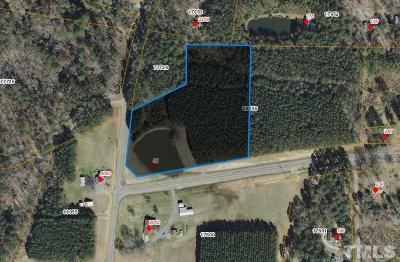 Apex Residential Lots & Land For Sale: 1 Hortons Pond Road