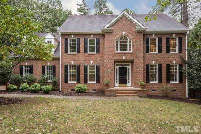 Chapel Hill Single Family Home For Sale: 102 Buck Taylor Trail