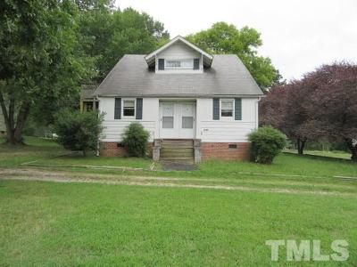 Oxford Multi Family Home Contingent: 1309 College Street