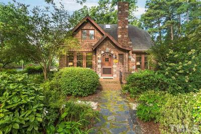 Durham County Single Family Home For Sale: 1417 Acadia Street