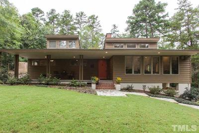 Durham County Single Family Home For Sale: 2708 Circle Drive