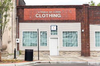 Durham County Commercial For Sale: 316 Driver Street