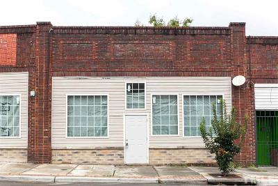 Durham County Commercial For Sale: 314 S Driver Street