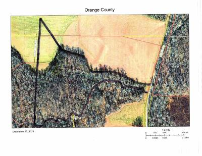 Orange County Residential Lots & Land For Sale: Sawyer Road
