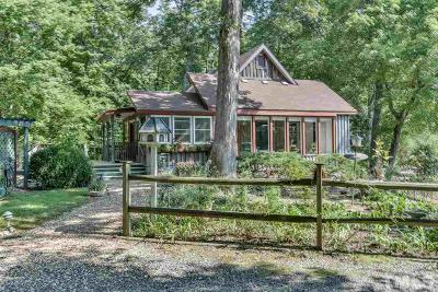 Pittsboro Single Family Home Pending: 29 Acorn Lane