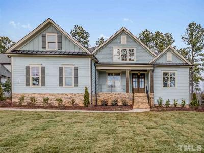 Pittsboro Single Family Home For Sale: 304 Chapel Ridge Drive