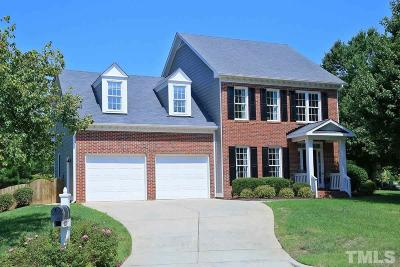 Cary Single Family Home For Sale: 100 Selly Manor Court