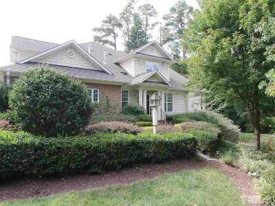 Chapel Hill Townhouse For Sale: 51 Abernathy Drive