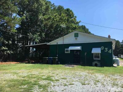 Durham Commercial For Sale: 934 Harvest Road