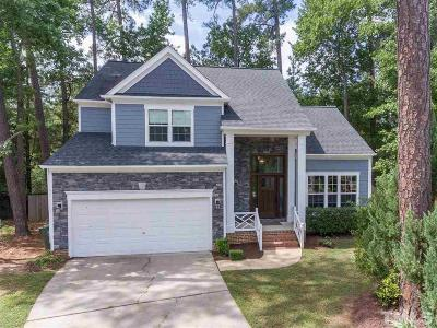 Cary Single Family Home Contingent: 108 Glen Alpine Circle