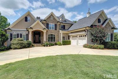 Preston Single Family Home For Sale: 613 Crabtree Crossing Parkway