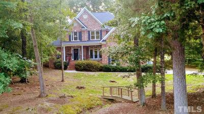 Mebane Single Family Home Pending: 300 Pebble Beach Drive