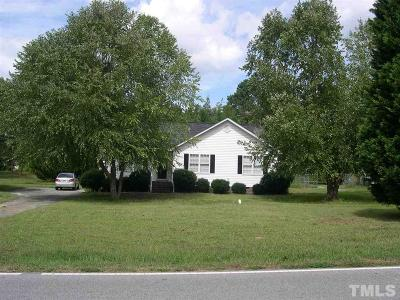 Creedmoor Single Family Home For Sale