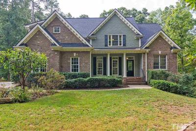Raleigh Single Family Home For Sale: 5413 Pine Drive