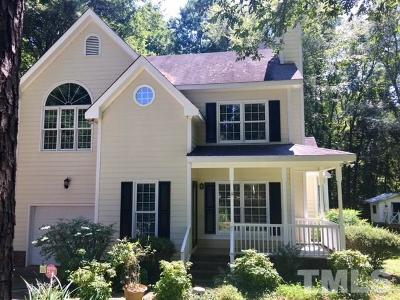 Franklinton Single Family Home Contingent: 3646 Whitwinds Way