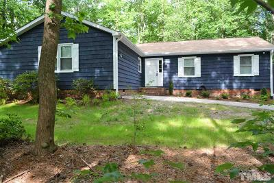 Cary Single Family Home For Sale: 810 NW Maynard Road