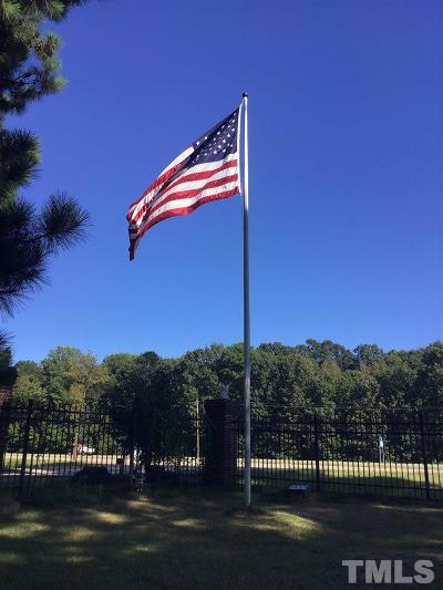 Wake Forest Residential Lots & Land For Sale: 12811 Wake Union Church Road