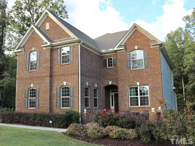 Fuquay Varina Single Family Home For Sale: 5040 Darcy Woods Lane
