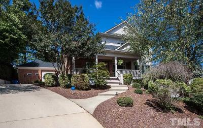 Raleigh Single Family Home For Sale: 1812 Kenwyck Manor Way