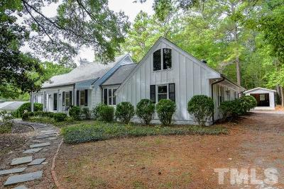 Durham County Single Family Home For Sale: 3526 Hamstead Court