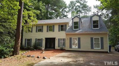Durham Single Family Home For Sale: 4905 Rollingwood Drive