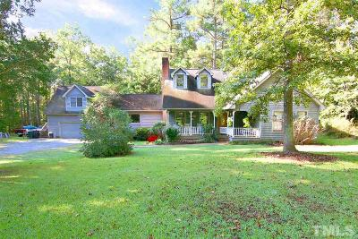 Pittsboro Single Family Home For Sale: 79 Silverberry