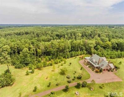 Wake County Residential Lots & Land For Sale: Moretz Creek