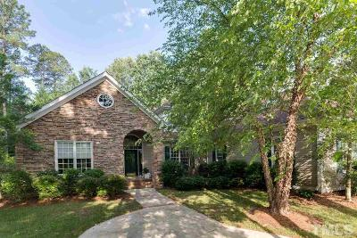 Chapel Hill Single Family Home For Sale: 205 Silver Creek Trail