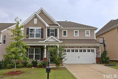Cary NC Single Family Home For Sale: $448,000