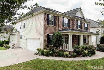 Holly Springs Single Family Home For Sale: 201 Meadowcrest Place