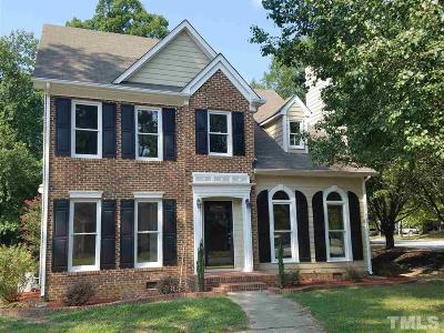 Cary Single Family Home For Sale: 100 Majnun Lane