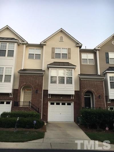 Townhouse Contingent: 5427 Crescentview Parkway