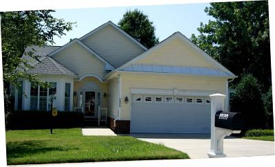 Cary Single Family Home Contingent: 2020 Heritage Pines Drive