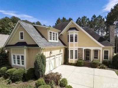 Durham Single Family Home For Sale: 104 River Run Road