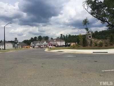Cary Single Family Home Pending: 340 Rapport Drive