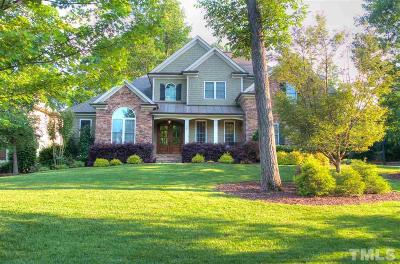 Chapel Hill Single Family Home For Sale: 34 Golfers Ridge Court