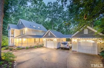 Cary Single Family Home Contingent: 200 King George Loop