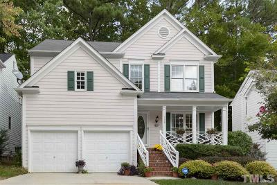 Cary Single Family Home For Sale: 108 Solstice Circle
