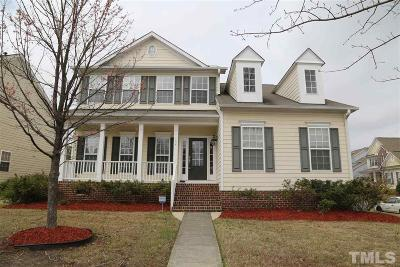 Cary Single Family Home For Sale: 154 Presidents Walk Lane